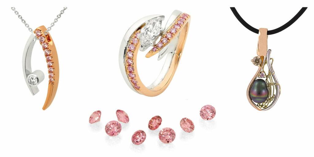 Argyle Pink Diamonds At Jahroc Galleries Dl Jewellery