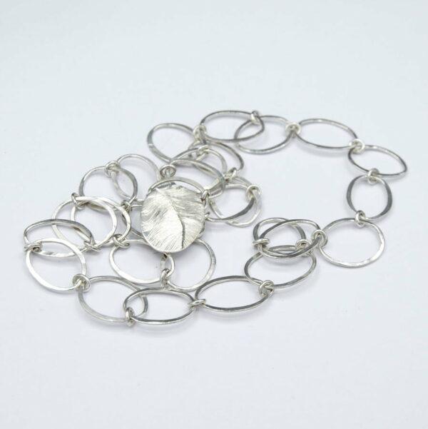 Emma Cotton The Flock Necklace