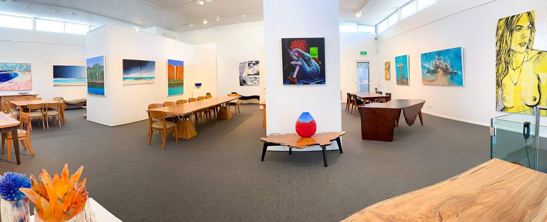Gallery 3D Virtual Tour Panorama