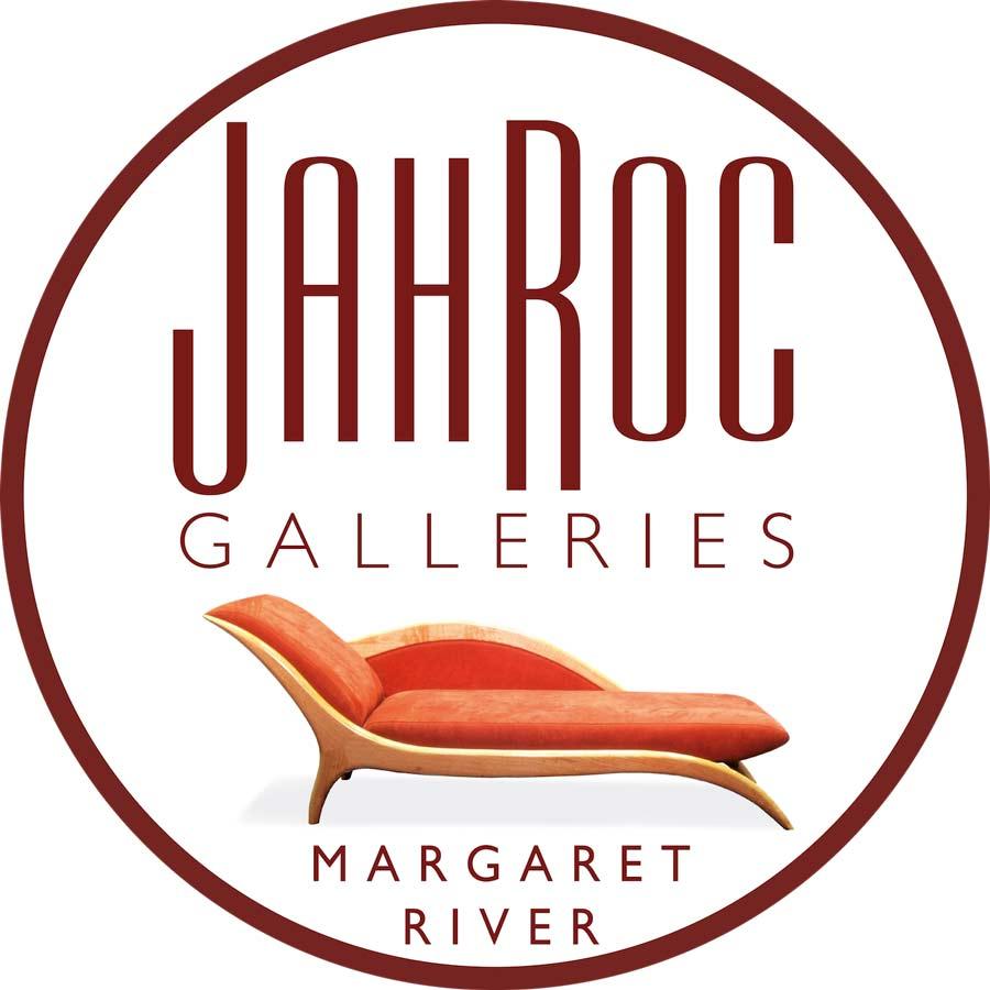 Jahroc Galleries Designer Furniture And Fine Art Logo