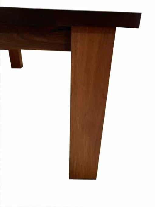 Resale Jahroc Homesteader Dining Table Leg Detail