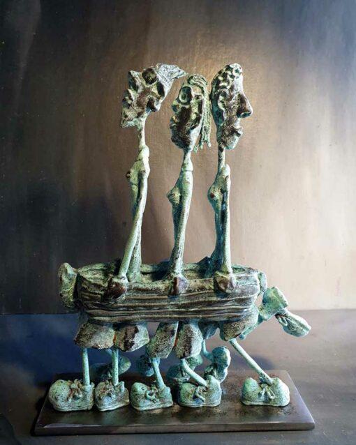 Andrew Taylor Ladies Night Sculpture