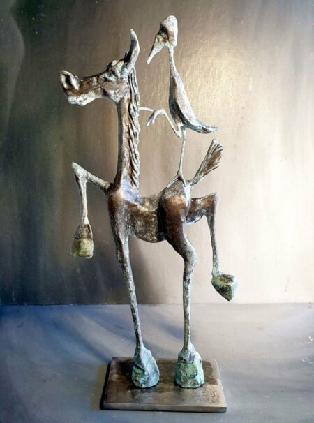Andrew Taylor Navigator Sculpture