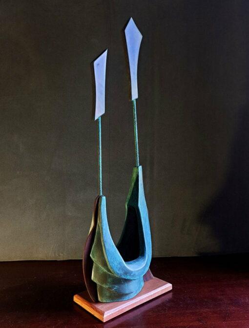 Andrew Taylor Vessel Sculpture