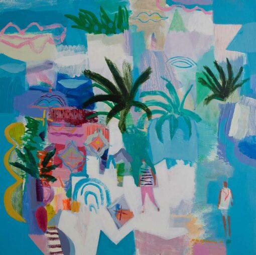 Becky Blair South Seas Paintings
