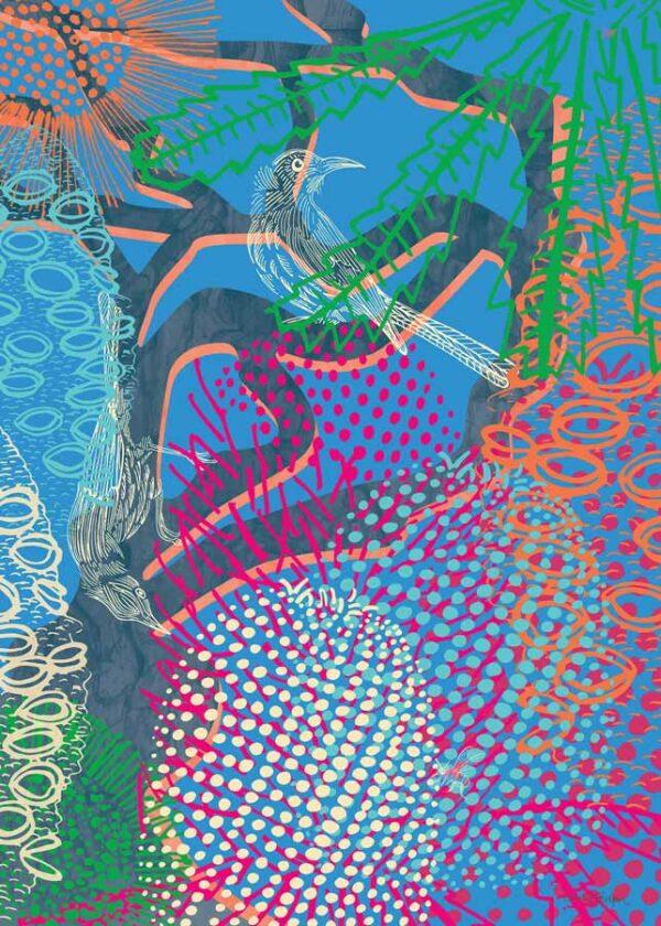 Emily Jackson Banksia Limited Edition Print