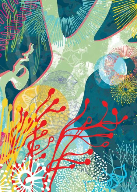 Emily Jackson Beneath The Boughs Limited Edition Print