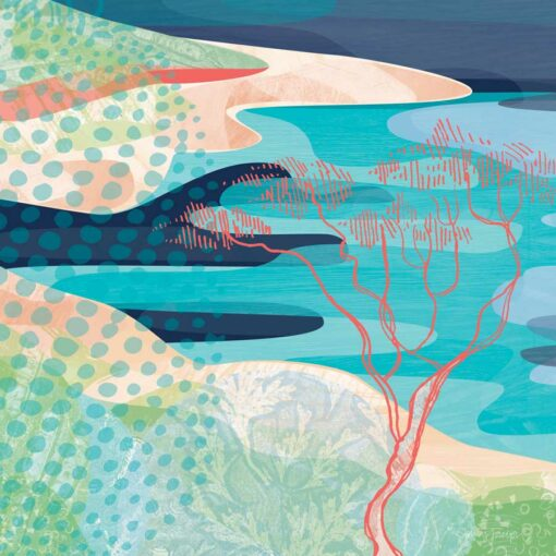 Emily Jackson Beyond The Brook Limited Edition Print