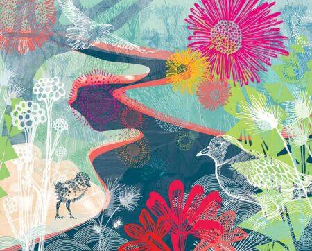 Emily Jackson Rivermouth Printt