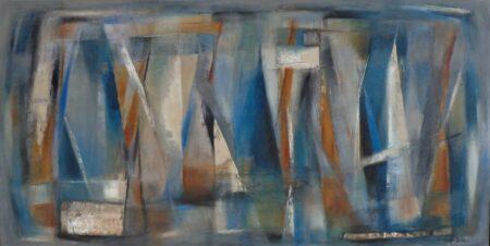 Helen Forbes Flotilla Painting