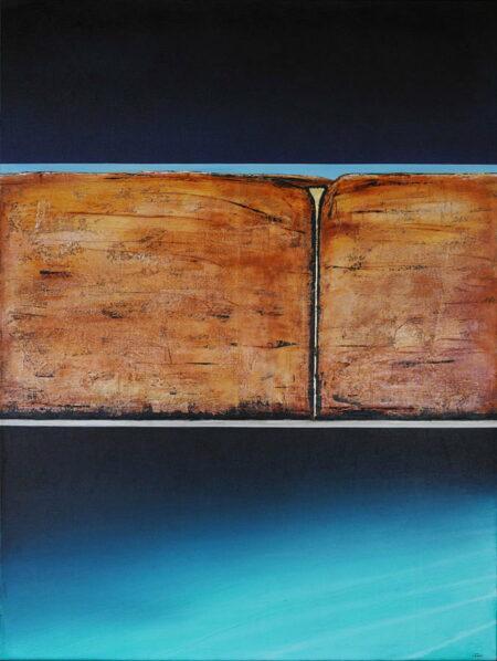 Josh Windram Heart Of Gold Painting 1
