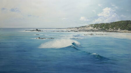 Leigh Hewson Bower Cape Naturaliste Painting