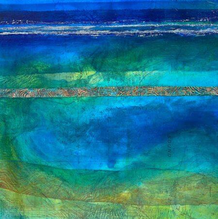Narelle Pendlebury Cockburn Shallows Painting