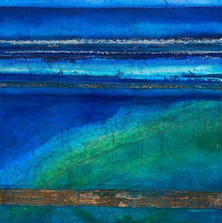 Narelle Pendlebury Lancelin Coast Painting