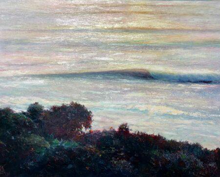 Peter Scott Last Light Days End Painting