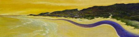 Shaun Atkinson The Magic Of The River Serpent Left Panel