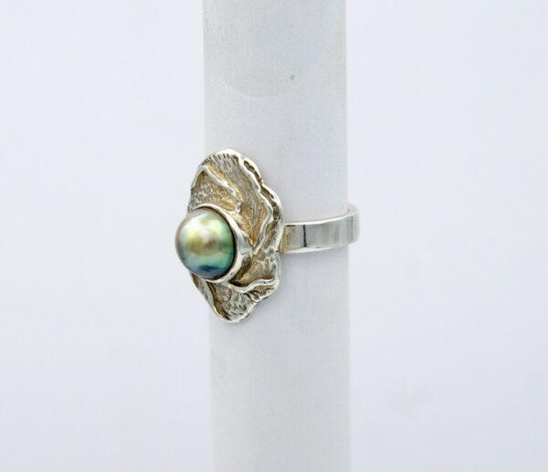 Jane Liddon Abrolhos Pearl Fancy Skirt Ring Side
