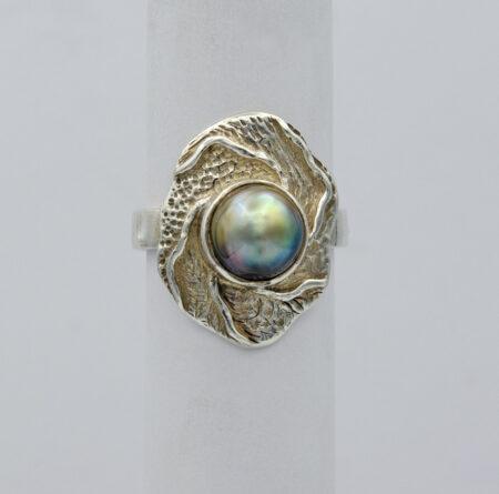 Jane Liddonabrolhos Pearl Fancy Skirt Ring