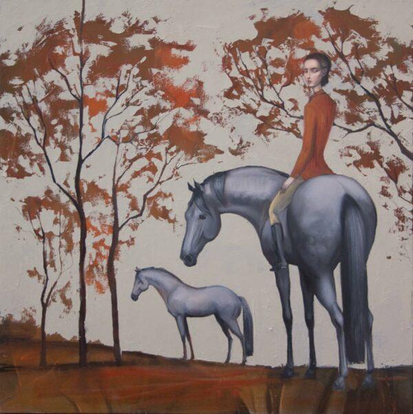 Lauren Wilhelm All We Are Painting