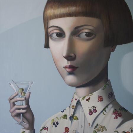 Lauren Wilhelm Diminuendo Painting