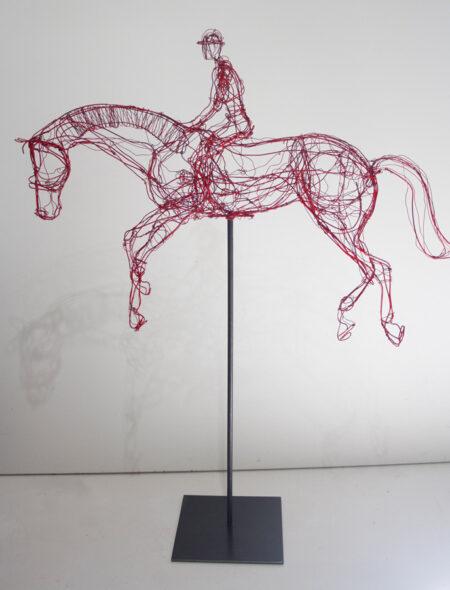 Lauren Wilhelm Scope Ii Sculpture