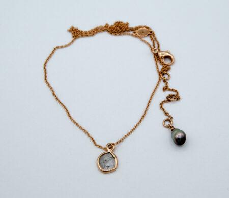 Liddon Pearls Emilia Necklace Jewellery