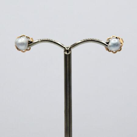 Liddon Pearls Kieshi Studs Earings