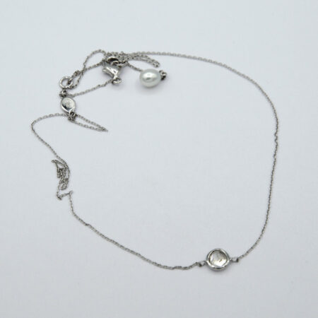 Liddon Pearls My Diamond Necklace Jewellery