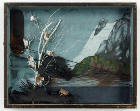 Katharina Meister Just Like A Canary Original Artwork